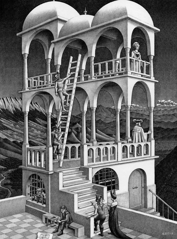 Escher Bilder
