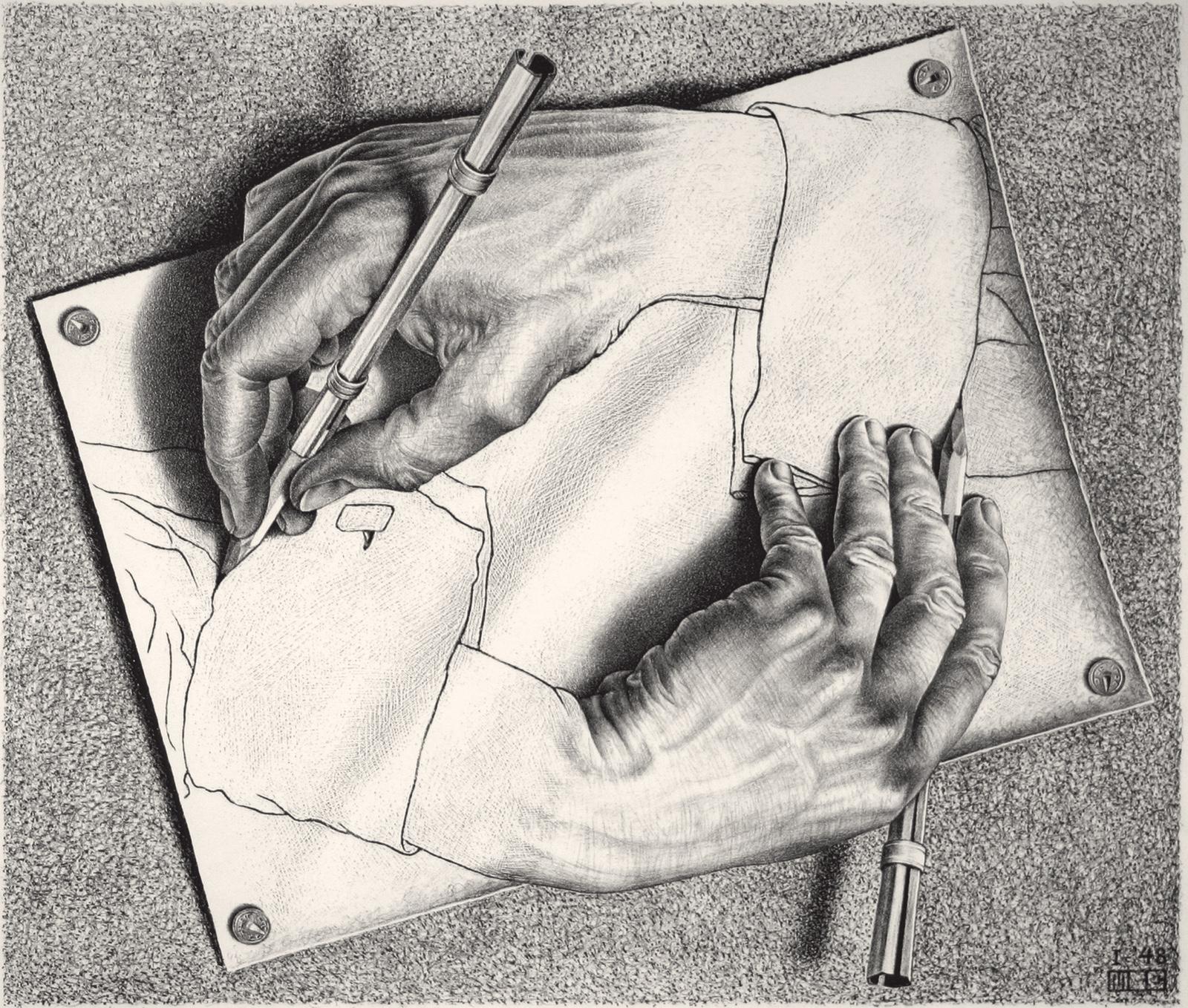 The Magical World Of M C Escher Philadelphia Fine Art Fair